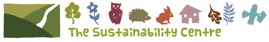 Sustainability centre banner